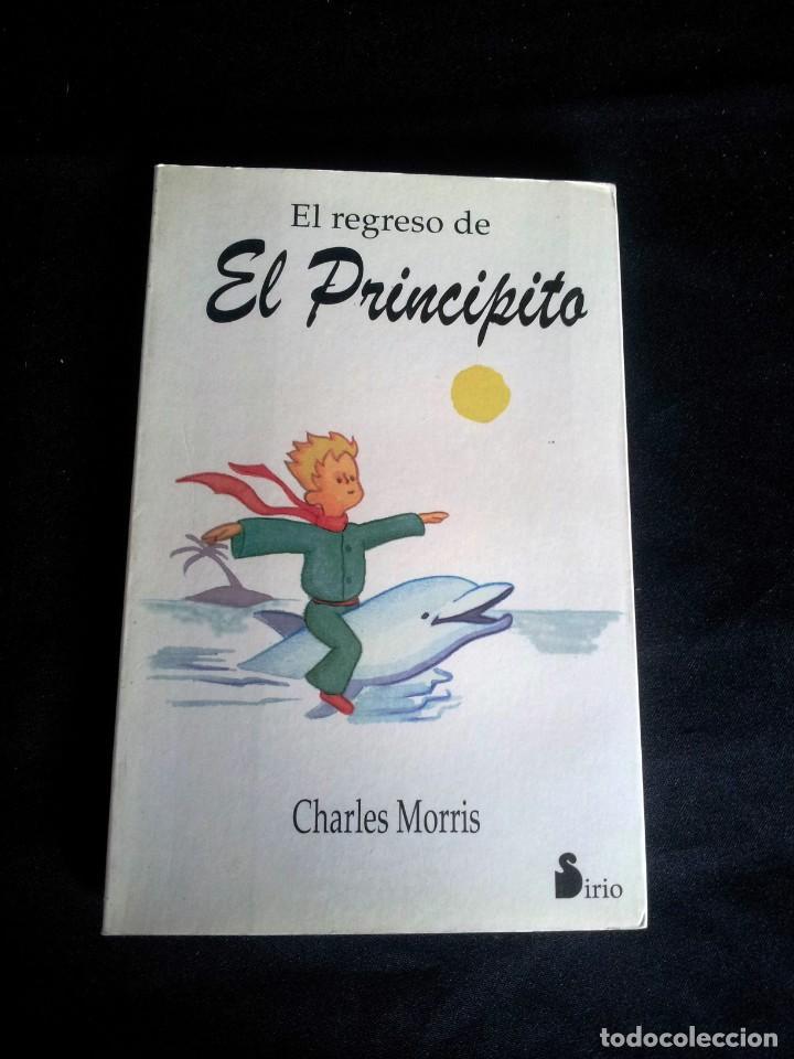 Libros de segunda mano: EL PRINCIPITO - LOTE DE 5 LIBROS - LEER DESCRIPCION, ANTOINE DE SAINT Y CHARLES MORRIS - Foto 15 - 208061382