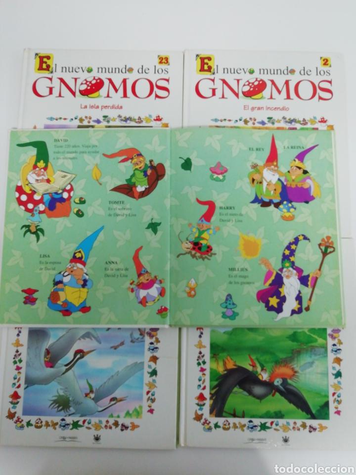 Libros de segunda mano: El nuevo mundo de los GNOMOS - Foto 2 - 208419457