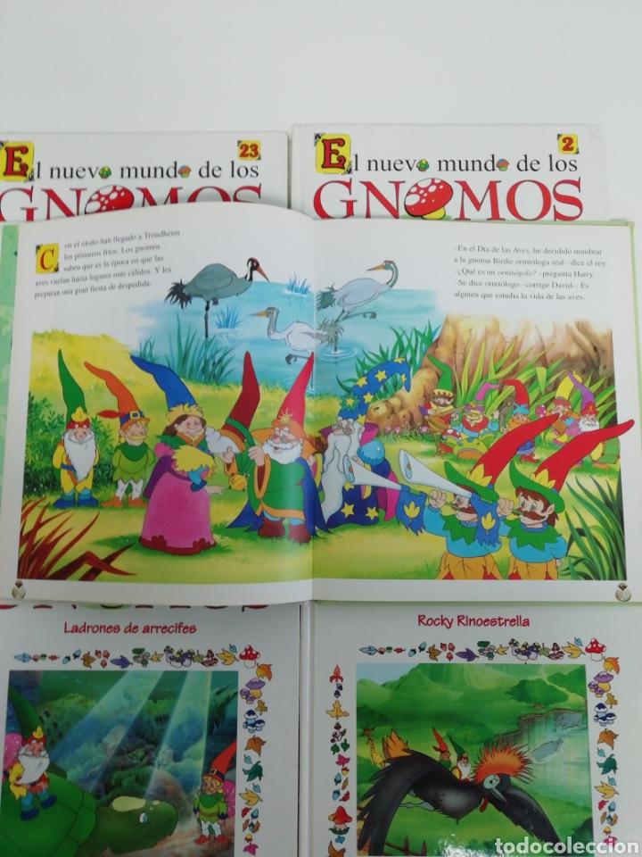 Libros de segunda mano: El nuevo mundo de los GNOMOS - Foto 4 - 208419457