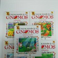 Libros de segunda mano: EL NUEVO MUNDO DE LOS GNOMOS. Lote 208419457