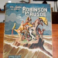 Libros de segunda mano: ROBINSON CRUSOE. Lote 208485857