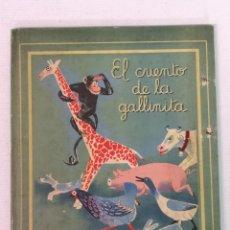 Libros de segunda mano: EL CUENTO DE LA GALLINITA EDT. SATURNINO CALLEJA MADRID 1941. Lote 208576598