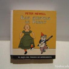 Libros de segunda mano: LAS SIESTAS DE POLLY - PETER NEWELL - EL MAPA DEL TESORO DE IMPEDIMENTA 2013. Lote 208649020