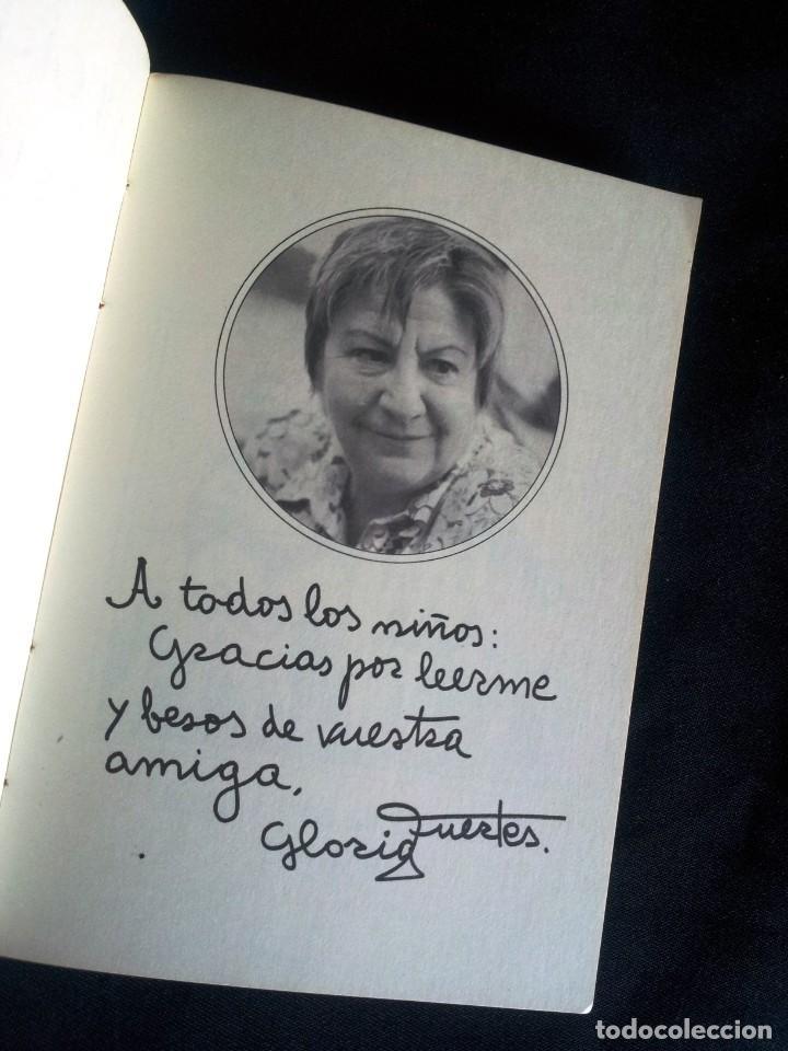 Libros de segunda mano: GLORIA FUERTES - TRES TIGRES CON TRIGO - EDICIONES YUBARTA1979 - Foto 3 - 209117316