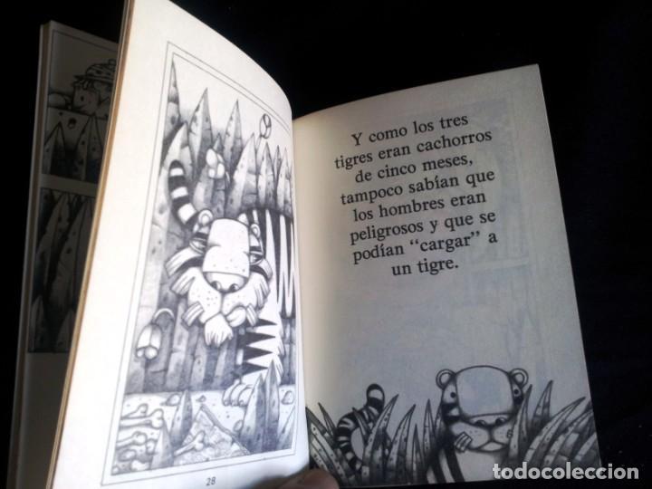Libros de segunda mano: GLORIA FUERTES - TRES TIGRES CON TRIGO - EDICIONES YUBARTA1979 - Foto 5 - 209117316