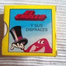 Libros de segunda mano: ANTIGUO LIBRITO EL CHOLLO Y SUS DISFRACES - 1 2 3 UN DOS TRES TVE - ED TIMUN MAS - 1985 -. Lote 209183013