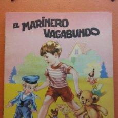 Livros em segunda mão: EL MARINERO VAGABUNDO. FLORES LÁZARO. EDITORIAL ROMA. Lote 209404315