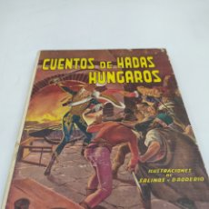 Livros em segunda mão: CUENTOS DE HADAS HÚNGAROS. Lote 209954325