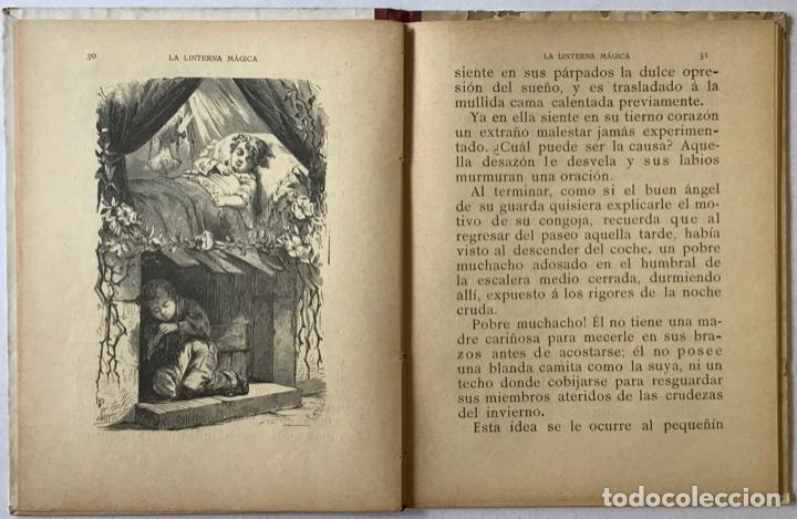 Libros de segunda mano: LA LINTERNA MÁGICA Ó LA MORAL EN ACCIÓN. - FOLCH Y TORRES, José Mª. - Foto 3 - 123188998