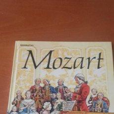 Libros de segunda mano: MOZART EDITORIAL MOLINO BIOGRAFÍAS CUENTO ILUSTRADO. Lote 210101728
