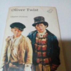 Libros de segunda mano: OLIVER TWIST-CHARLS DICKENS-EN INGLES. Lote 210254648