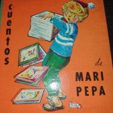 Libros de segunda mano: CUENTOS DE MARI PEPA* LAS AVENTURAS DE M.P. Y SUS HERMANOS -EN EL FONDO DEL MAR -... *. Lote 210384818
