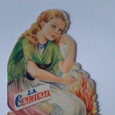 Libros de segunda mano: LA CENICIENTA - CUENTO TROQUELADO - FHER 1959. Lote 210403552