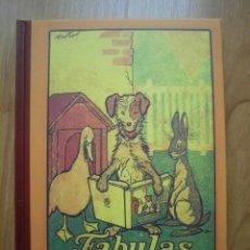 Libros de segunda mano: LIBRO FÁBULAS DE IRIARTE CALLEJA MADRID BIBLIOTECA DEL RECUERDO 2004 EDICIONES SANTILLANA EDAF. Lote 210403915
