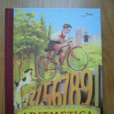 Libros de segunda mano: LIBRO ARITMÉTICA PRIMER GRADO EDITORIAL LUIS VIVES EDELVIVES COLECCIÓN DE TEXTOS ESCOLARES. Lote 210405888
