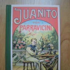 Libros de segunda mano: LIBRO JUANITO POR PARRAVICINI PALUZIE EDITORES BARCELONA REEDICIÓN. Lote 210406322