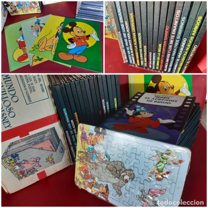 LOTE DE 30 -WALT DISNEY PRESENTA-IMPECABLE ESTADO (Libros de Segunda Mano - Literatura Infantil y Juvenil - Cuentos)