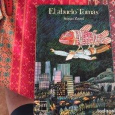 Livres d'occasion: EL ABUELO TOMÁS. EL ABUELO TOMÁS. STEPAN ZAVREL. SM.. Lote 210465825