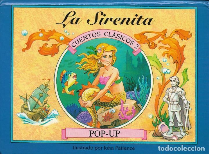 Libros de segunda mano: 4 CUENTOS POP-UP - COLECCIÓN CUENTOS CLÁSICOS 2 - JOHN PATIENCE- EDICIONES SALDAÑA, S.A., 2002 - COM - Foto 8 - 210641882