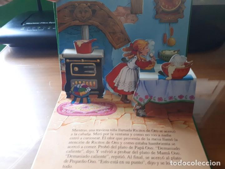 Libros de segunda mano: 4 CUENTOS POP-UP - COLECCIÓN CUENTOS CLÁSICOS 2 - JOHN PATIENCE- EDICIONES SALDAÑA, S.A., 2002 - COM - Foto 16 - 210641882