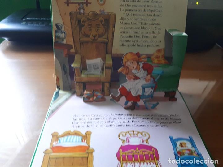 Libros de segunda mano: 4 CUENTOS POP-UP - COLECCIÓN CUENTOS CLÁSICOS 2 - JOHN PATIENCE- EDICIONES SALDAÑA, S.A., 2002 - COM - Foto 17 - 210641882