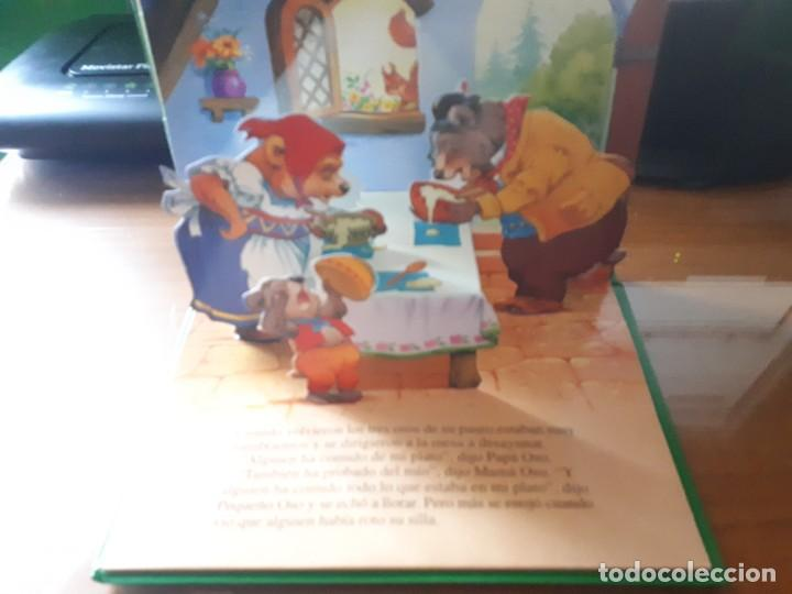 Libros de segunda mano: 4 CUENTOS POP-UP - COLECCIÓN CUENTOS CLÁSICOS 2 - JOHN PATIENCE- EDICIONES SALDAÑA, S.A., 2002 - COM - Foto 18 - 210641882