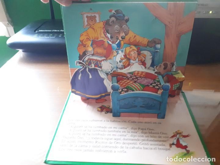 Libros de segunda mano: 4 CUENTOS POP-UP - COLECCIÓN CUENTOS CLÁSICOS 2 - JOHN PATIENCE- EDICIONES SALDAÑA, S.A., 2002 - COM - Foto 19 - 210641882