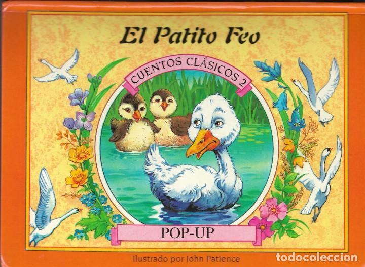 Libros de segunda mano: 4 CUENTOS POP-UP - COLECCIÓN CUENTOS CLÁSICOS 2 - JOHN PATIENCE- EDICIONES SALDAÑA, S.A., 2002 - COM - Foto 20 - 210641882