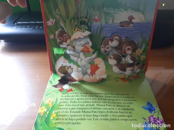 Libros de segunda mano: 4 CUENTOS POP-UP - COLECCIÓN CUENTOS CLÁSICOS 2 - JOHN PATIENCE- EDICIONES SALDAÑA, S.A., 2002 - COM - Foto 21 - 210641882
