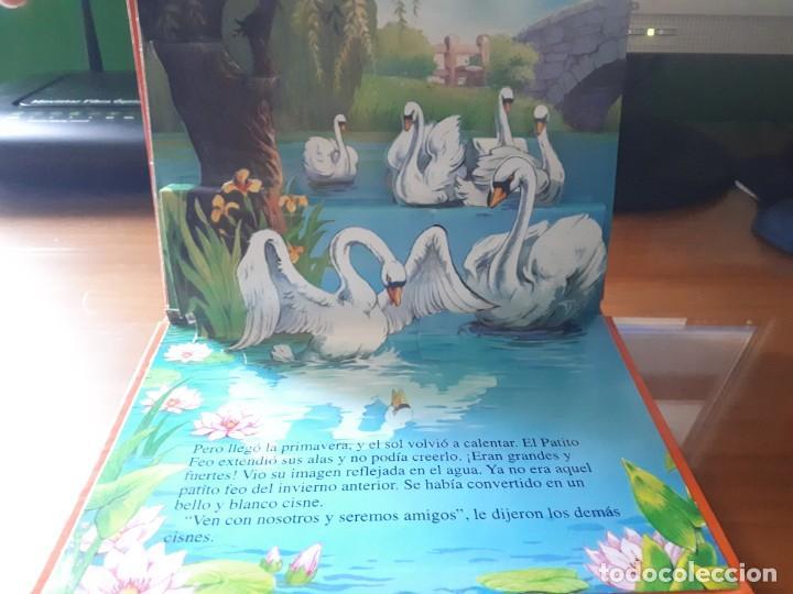Libros de segunda mano: 4 CUENTOS POP-UP - COLECCIÓN CUENTOS CLÁSICOS 2 - JOHN PATIENCE- EDICIONES SALDAÑA, S.A., 2002 - COM - Foto 25 - 210641882