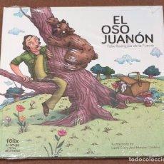 Livros em segunda mão: EL OSO JUANÓN. FÉLIX RODRÍGUEZ DE LA FUENTE.. Lote 210760977