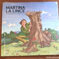 Livros em segunda mão: MARTINA LA LINCE. FÉLIX RODRÍGUEZ DE LA FUENTE.. Lote 210764074