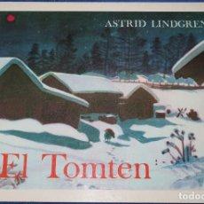 Libros de segunda mano: EL TOMTEN - ASTRID LINDGREN - ASURI (1982) ¡IMPECABLE!. Lote 210784397