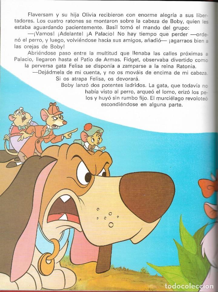 Libros de segunda mano: ANTOLOGÍA WALT DISNEY - 10 TOMOS - EDT. EVEREST - Años 80 y 90. - Foto 3 - 226942235