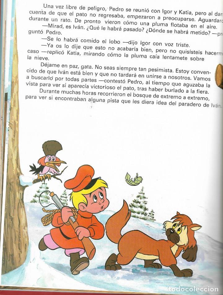 Libros de segunda mano: ANTOLOGÍA WALT DISNEY - 10 TOMOS - EDT. EVEREST - Años 80 y 90. - Foto 5 - 226942235
