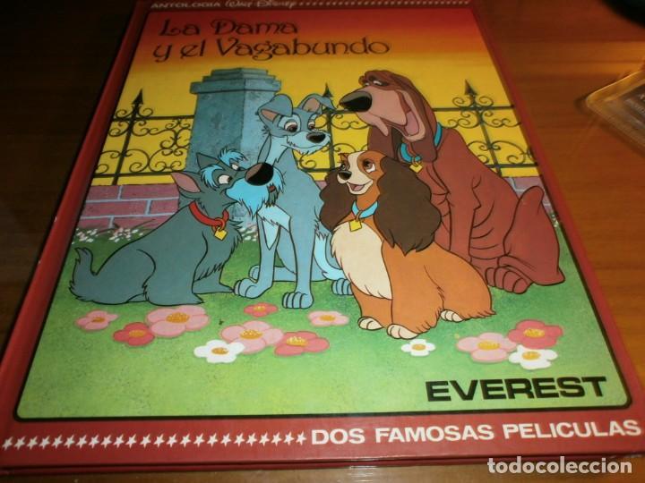 Libros de segunda mano: ANTOLOGÍA WALT DISNEY - 10 TOMOS - EDT. EVEREST - Años 80 y 90. - Foto 8 - 226942235