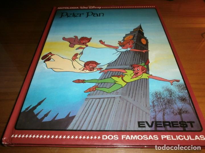 Libros de segunda mano: ANTOLOGÍA WALT DISNEY - 10 TOMOS - EDT. EVEREST - Años 80 y 90. - Foto 14 - 226942235