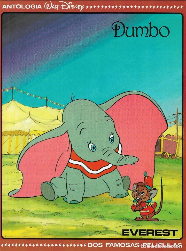 Libros de segunda mano: ANTOLOGÍA WALT DISNEY - 10 TOMOS - EDT. EVEREST - Años 80 y 90. - Foto 16 - 226942235