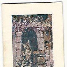 Libros de segunda mano: PIQUITO-PLATA SECRETARIO.- SERIE PRIMERA CUENTO Nº 4. Lote 210822294