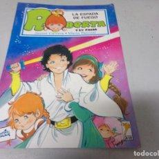 Libros de segunda mano: ROBERTA Y SU PANDA Nº 6 LA ESPADA DE FUEGO - MARIA PASCUAL. Lote 210937295