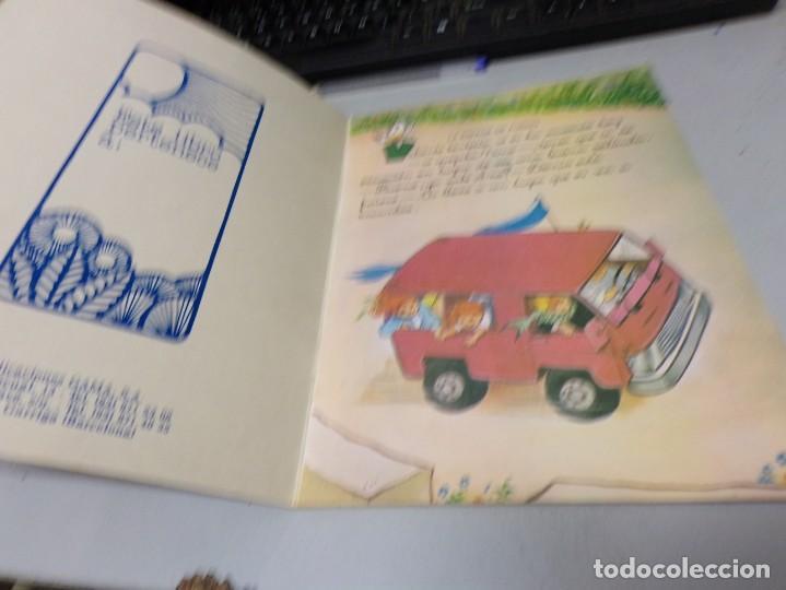 Libros de segunda mano: ROBERTA Y SU PANDA Nº 6 LA ESPADA DE FUEGO - MARIA PASCUAL - Foto 2 - 210937295