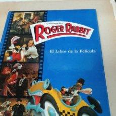 Livres d'occasion: QUIEN ENGAÑO A ROGER RABBIT. Lote 211460342