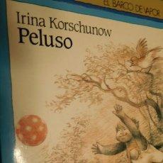 Libros de segunda mano: PELUSO, IRINA KORSCHUNOW. Lote 211516974