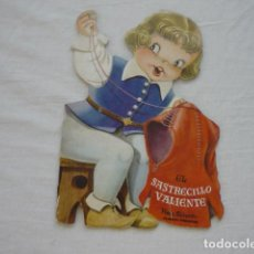 Libros de segunda mano: CUENTO TROQUELADO FERRANDIZ *EL SASTRECILLO VALIENTE*. Lote 211627166