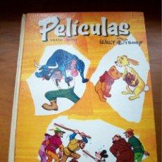 Libros de segunda mano: PELICULAS WALT DISNEY - TOMO VI - COLECCION JOVIAL - E.R.S.A.. Lote 211676750