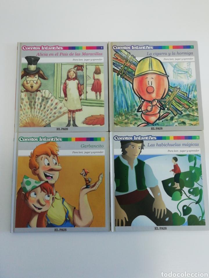 Libros de segunda mano: Cuentos infantiles (Lote de 15 libros). - Foto 2 - 211802658