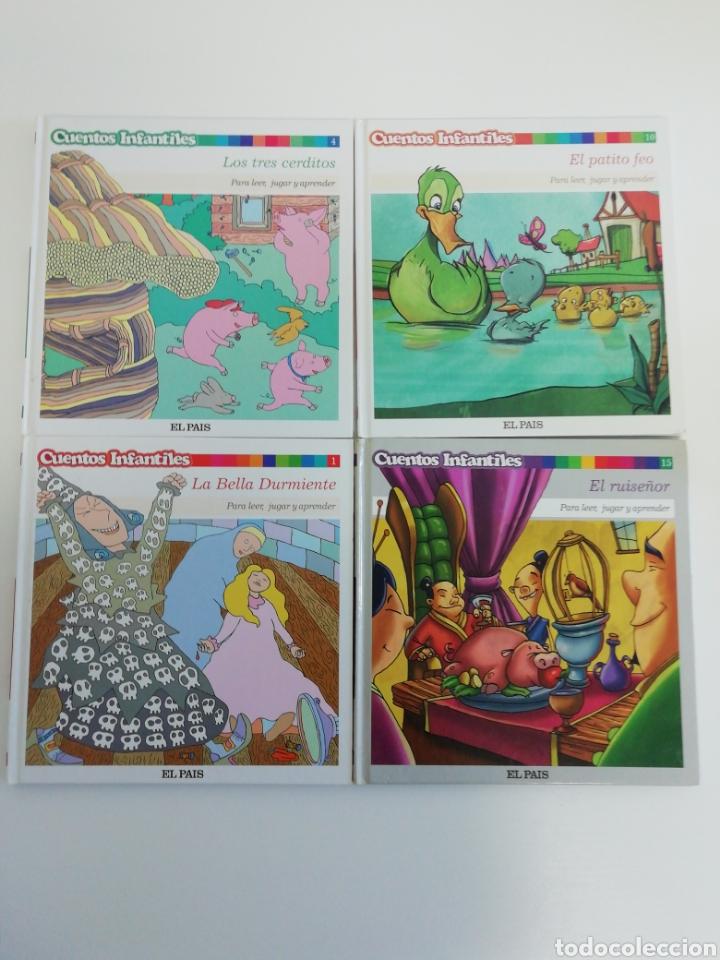Libros de segunda mano: Cuentos infantiles (Lote de 15 libros). - Foto 3 - 211802658