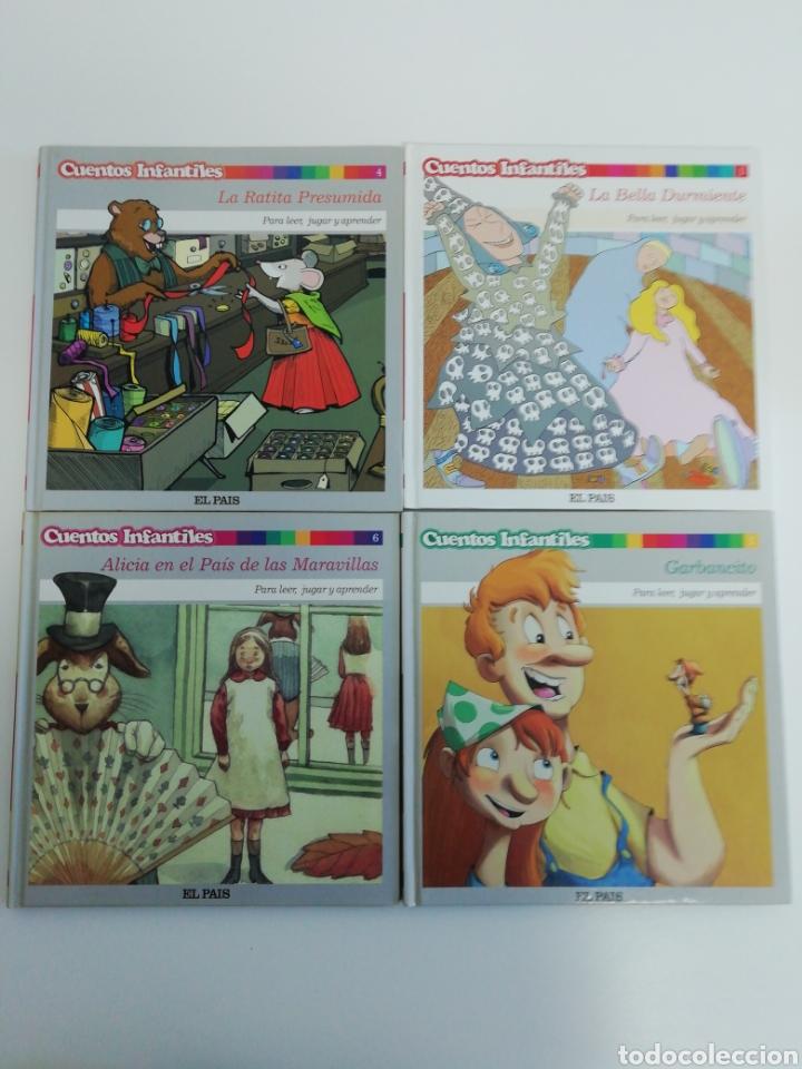 Libros de segunda mano: Cuentos infantiles (Lote de 15 libros). - Foto 5 - 211802658
