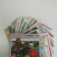 Libros de segunda mano: CUENTOS INFANTILES (LOTE DE 15 LIBROS).. Lote 211802658