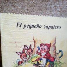 Libros de segunda mano: EL PEQUEÑO ZAPATERO. Lote 211806452